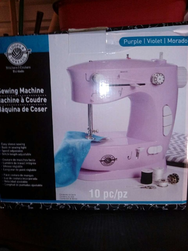 Used Loops Threads Sewing Machine For Sale In Conroe Letgo Best Loops And Threads Sewing Machine