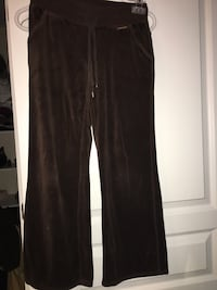 Brown MK velvet sweatpants  Ottawa, K2E 6X6