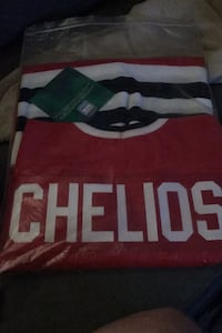 Blackhawks Chelios signed jersey