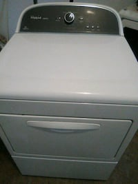 Dryer whirlpool cabrio