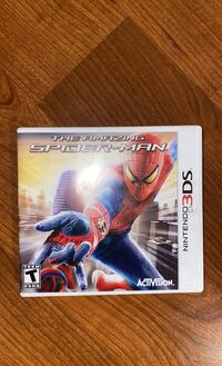 The Amazing Spider-Man Nintendo 3DS Game