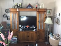 Entertainment unit tv not included Hercules, 94547