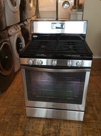 Whirlpool gas stove  Mississauga, L5K 1T4
