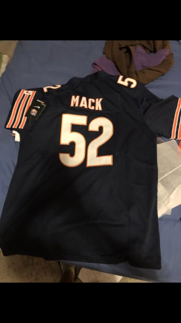 the best attitude 368dc ed327 Chicago Bears Khalil Mack Jersey