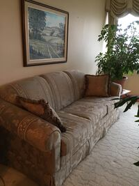 3 seater sofa and love seat Mississauga, L5A 2J1
