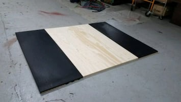 Brand New Deadlift Platform 4'x8' 3 Piece