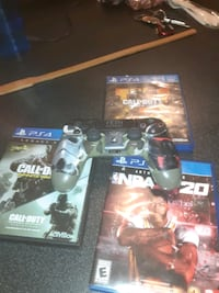 3 game and controller