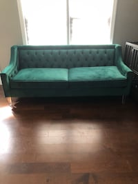 Green Chloe Sofa and Loveseat Capitol Heights, 20743