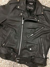 Wilsons Leather Jacket- Medium