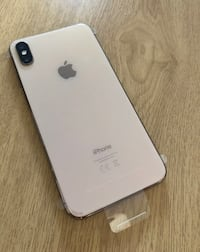 IPhone XS Max Gold 256GB Unlocked null, SE16