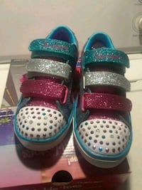 Skechers twinkle toes size Capitol Heights, 20743