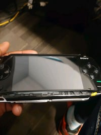PSP w/Games and Memory card for sale