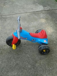 Thomas tricycle.