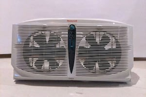 Honeywell Window Fan - Twin Blade