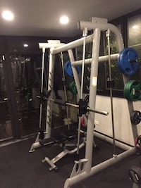 Diesell Smith Machine