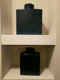 Blue Vases (Large & Small) Columbia