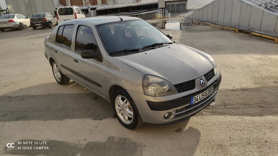 2006 Renault Clio AUTHENTIQUE 1.5 DCI ABS 1