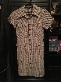 Rockabilly pin up dress size medium Calgary, T2A 7R1