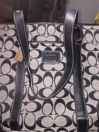 Black Authentic Coach Bag