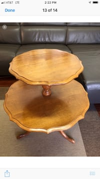 Wood coffee table  West Covina, 91790