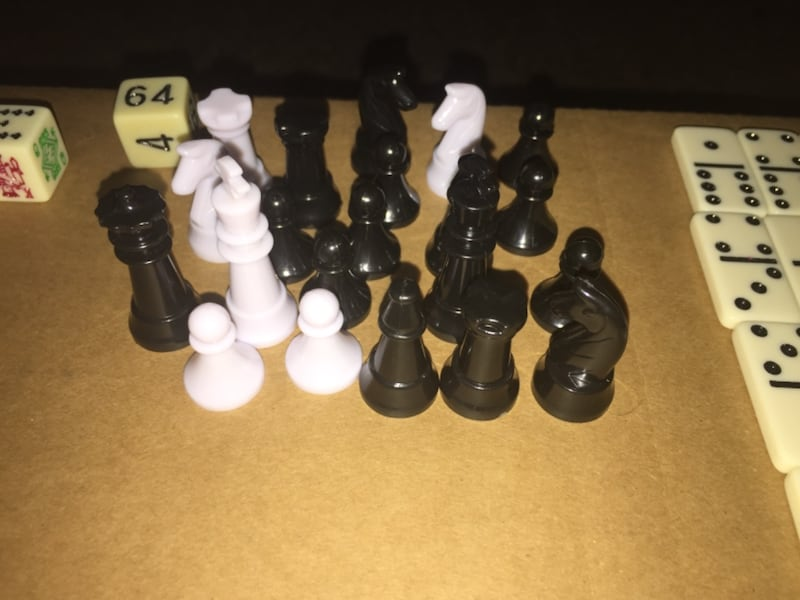 Game pieces  3