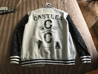 Crooks and Castle Varsity Jacket Toronto, M5T 1W1