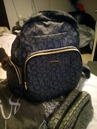 Designer Calvin Klein book bag and overnight carry-on Toronto, M4W 3T5