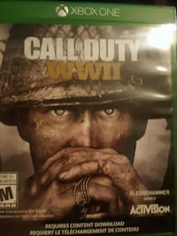 Call of duty WWII 547 km