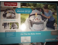Fisher Price On-the-Go Baby dome