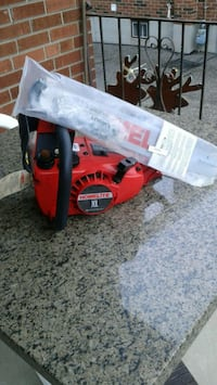 "Homelite XL Brand new 14 "" Chain saw Toronto, M3J 1P3"
