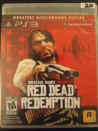 Red Dead Redeption for PS3  Vaughan, L4L 6Z5