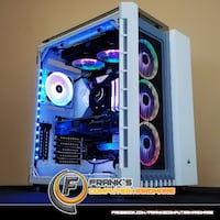 Premium Custom Gaming PC, Built by Pros! Warranty! *Top Brands* Hamilton