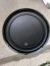 JL Audio W3 sbuwoofer Huntington Beach, 92647