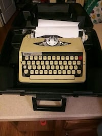 Retro Brother Typewriter