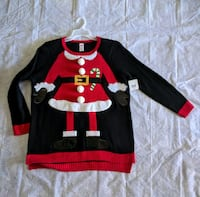 Get 50% off today!!  NEW XL Mrs.Santa Sweater Casper, 82604
