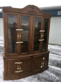 China Cabinet - Breakfront