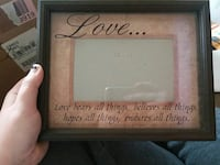 Love photo frame  Fairfield, 17320