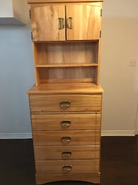 Solid Maple dresser Ottawa