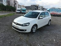 Golf VI otomatik 1.4 TSi 2009 model