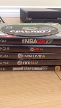 Xbox one games with black ops 2 Vancouver, V5X 2N5
