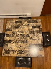 Kitchen/living room table