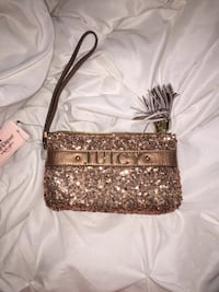 Sequin rose gold juicy couture wallet Hartford, 53027
