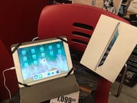 IPad Air 32gb in great shap.. stilla has original al receipt and box Las Vegas, 89141