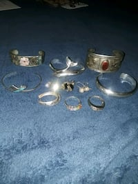silver-colored and gold-colored rings Suitland-Silver Hill, 20746