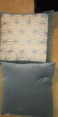 2 Rodeo Home 21 Square Throw Pillows Usage A Vendre A Woodstock Letgo