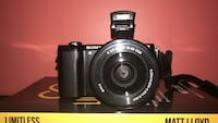 black sony dslr camera Winchester, 22601