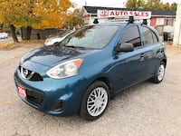 2015 Nissan Micra Comes Certified/5 Speed Manual Scarborough, ON M1J 3H5, Canada