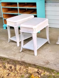 2 end tables / night stands Hubert, 28539