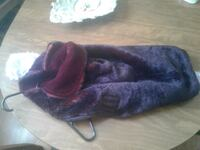 Doggie jacket no size on it appears to b a large Red Deer, T4P 1C9