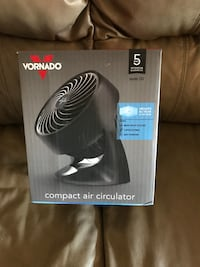 New!!  Vornado 133 Small Room Air Circulator  St Thomas, N5R 6M6